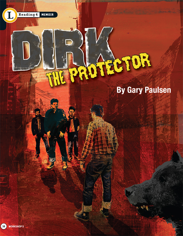 Image result for dirk the protector