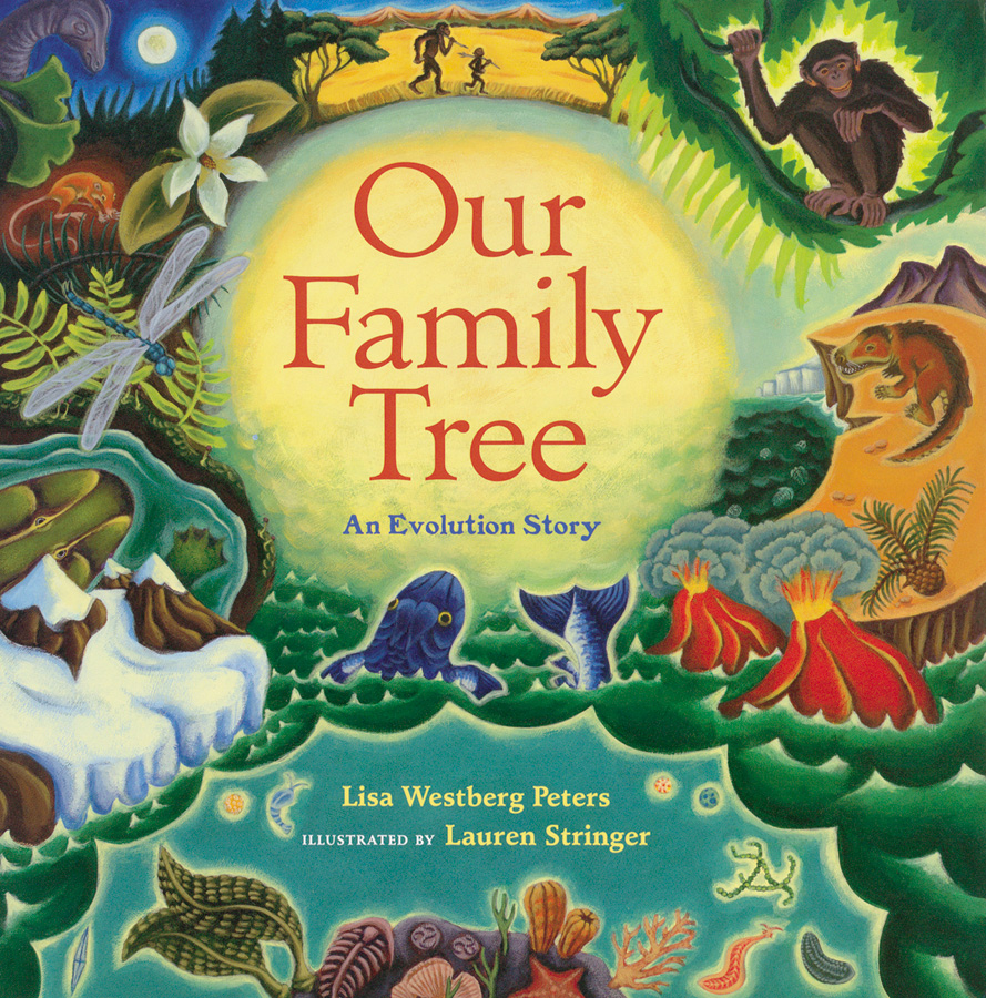 Our Family Tree-9780152017729