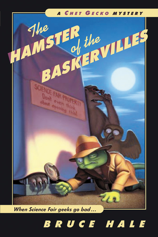 The Hamster of the Baskervilles-9780152025090
