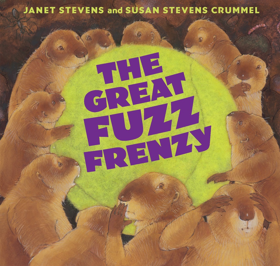 The Great Fuzz Frenzy-9780152046262
