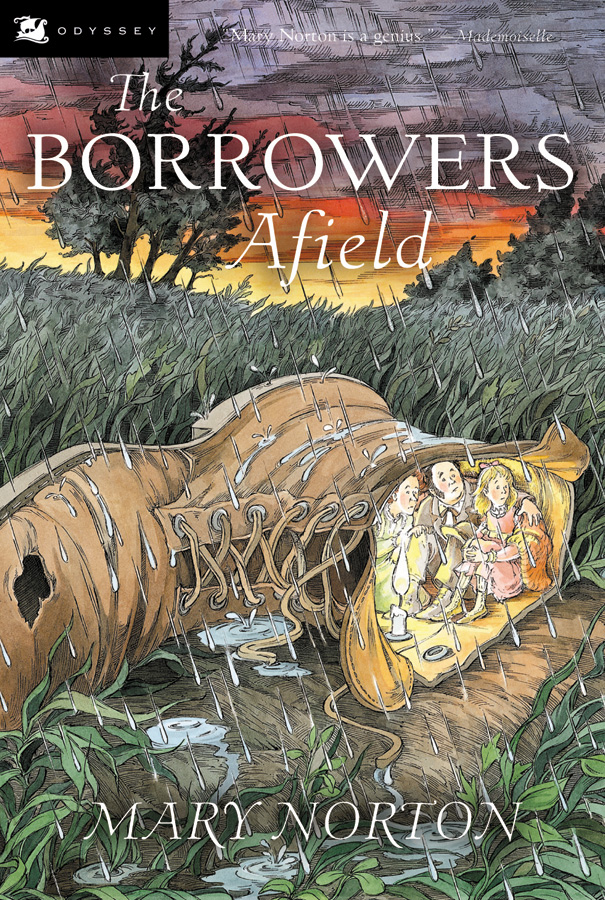 The Borrowers Afield-9780152047320