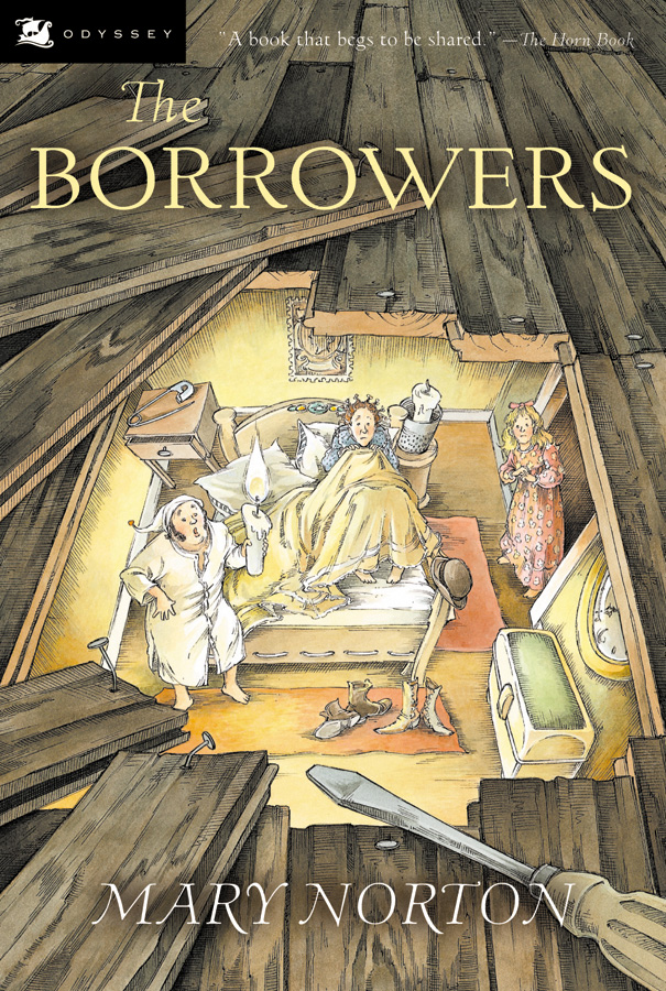 The Borrowers-9780152047375