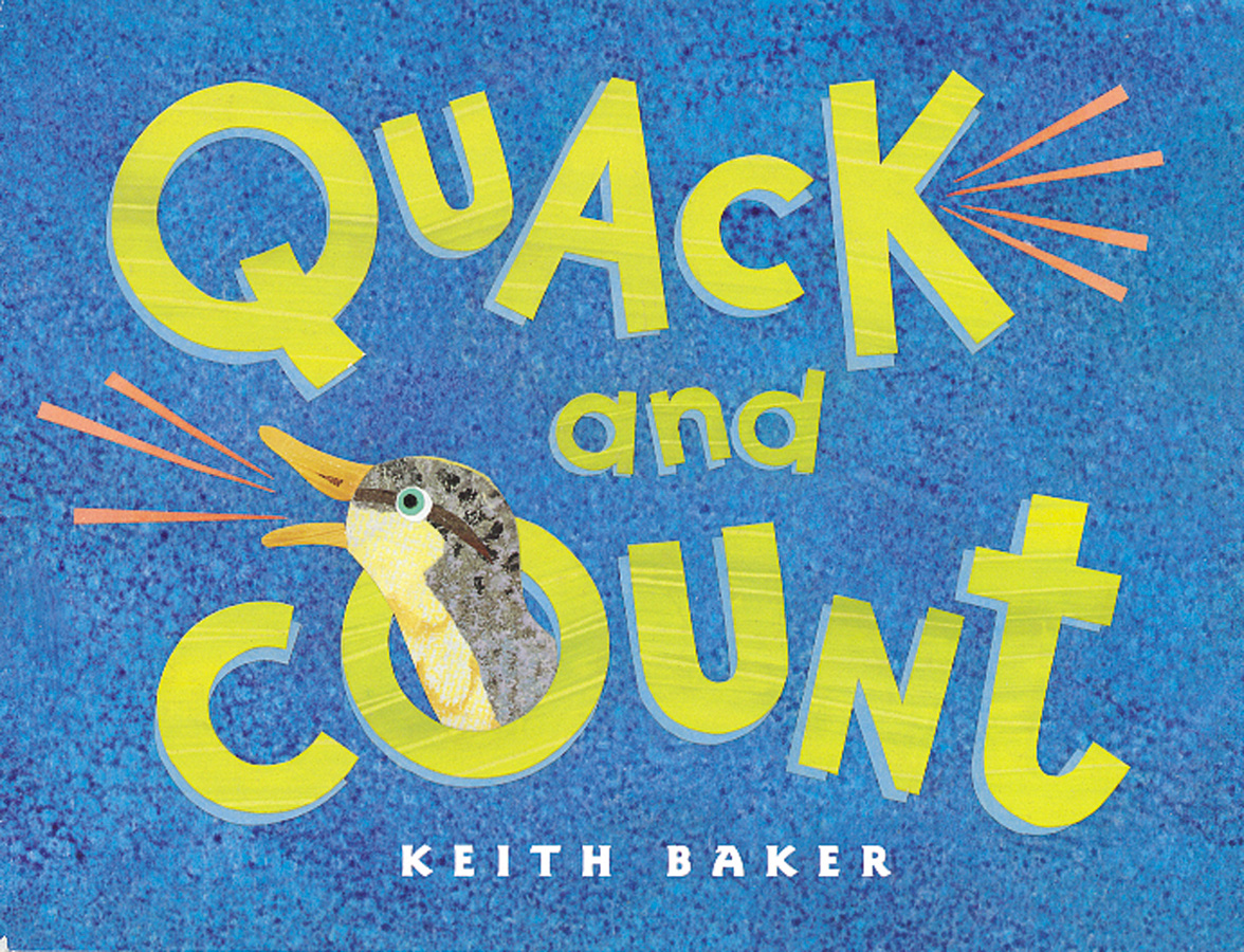 Quack and Count-9780152047511
