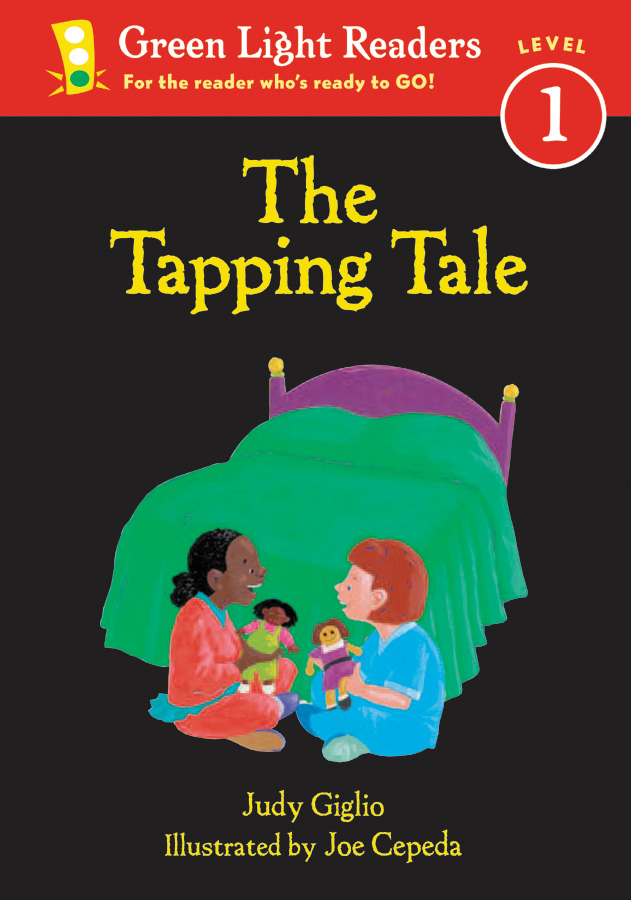 The Tapping Tale-9780152048525