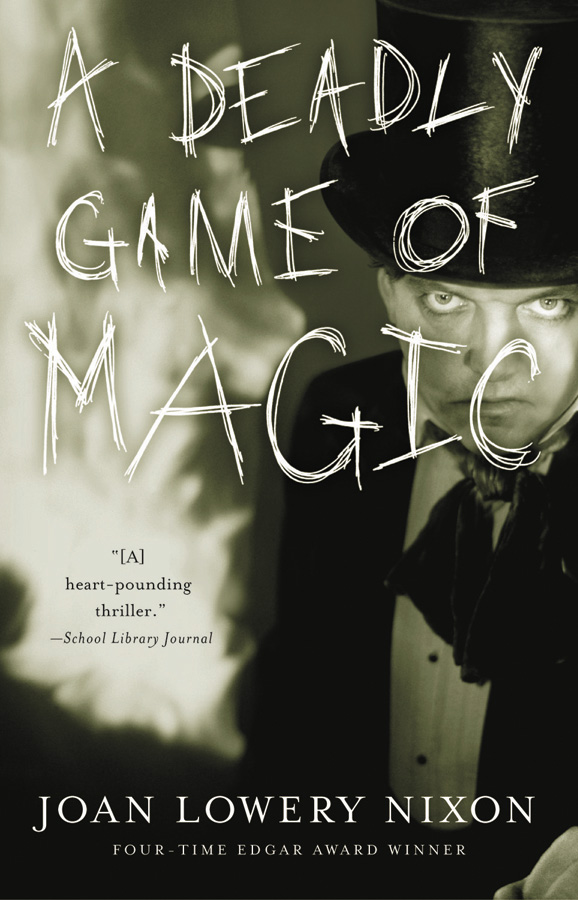 A Deadly Game of Magic-9780152050306