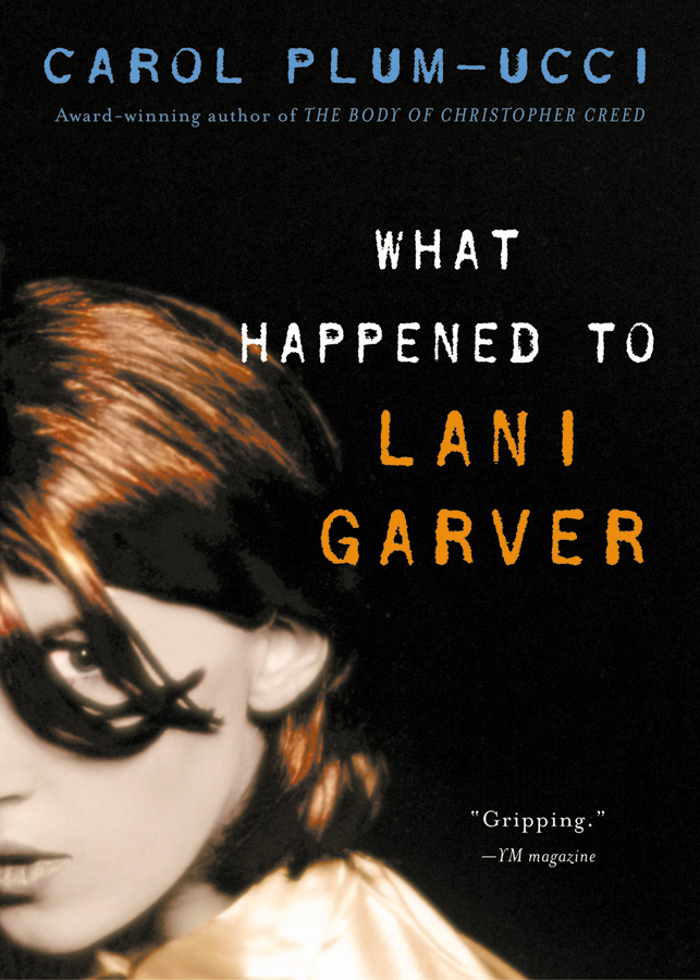 What Happened to Lani Garver-9780152050887