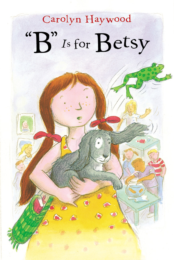 """B"" Is for Betsy-9780152050993"