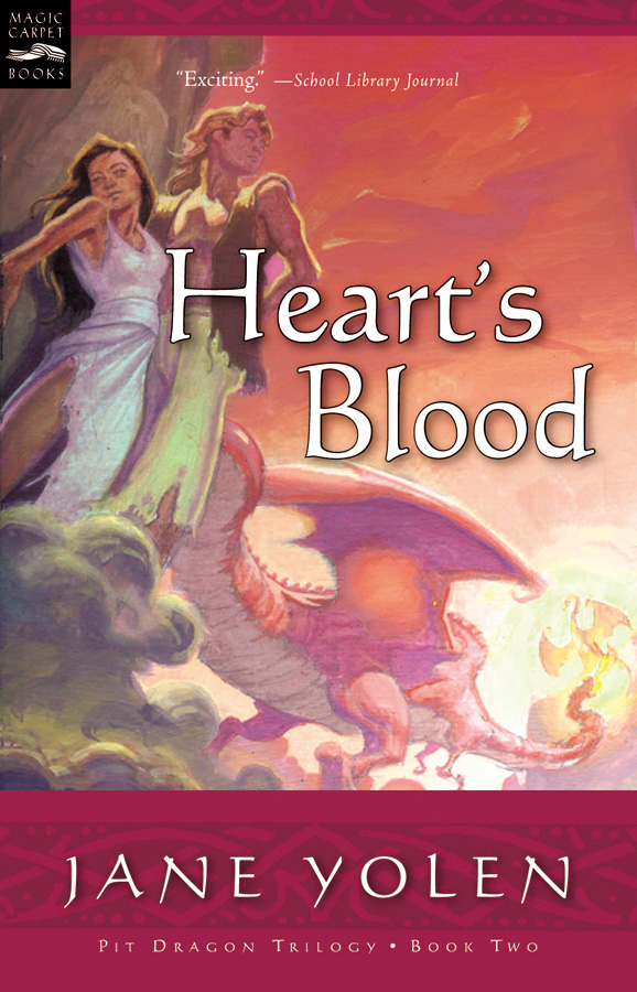 Heart's Blood-9780152051181