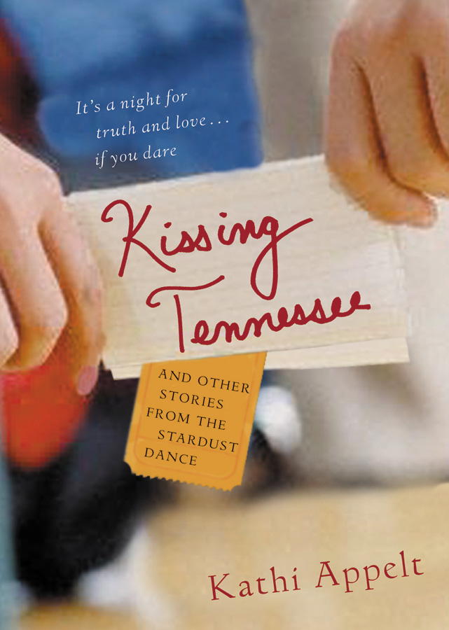 Kissing Tennessee-9780152051273