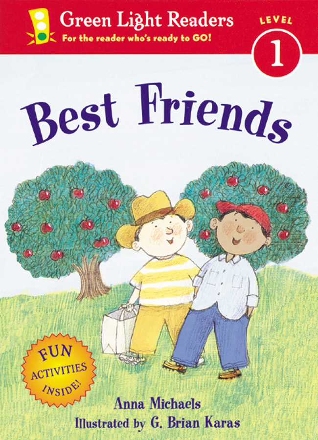 Best Friends-9780152051334