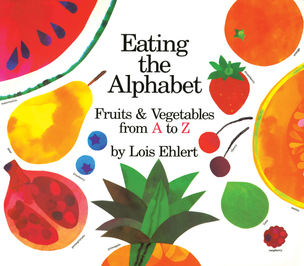 Eating the Alphabet-9780152056889