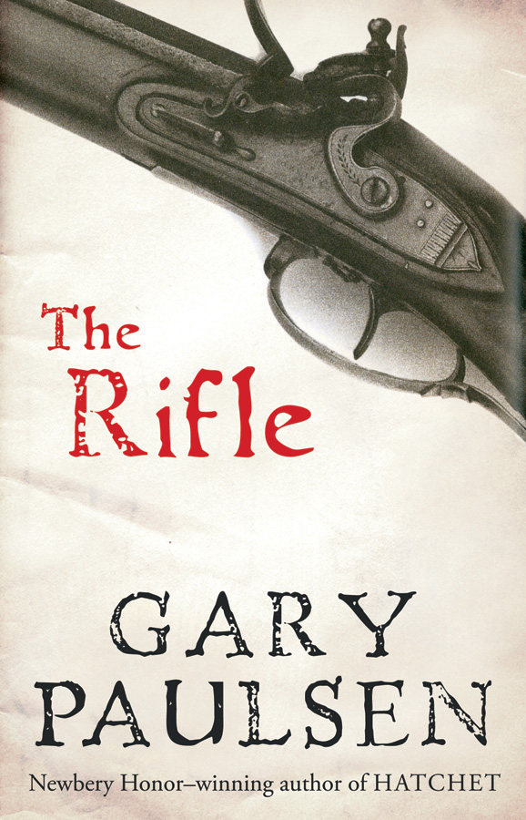 The Rifle-9780152058395