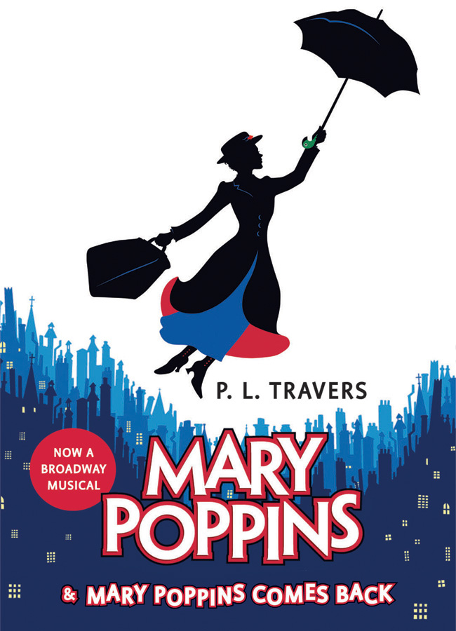 Mary Poppins and Mary Poppins Comes Back-9780152059224