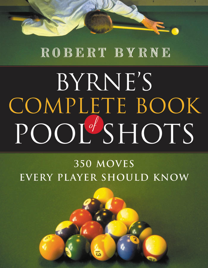 Byrne's Complete Book of Pool Shots-9780156027212