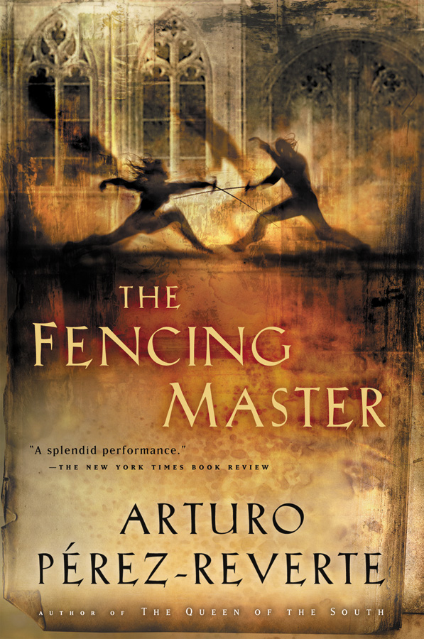 The Fencing Master-9780156029834