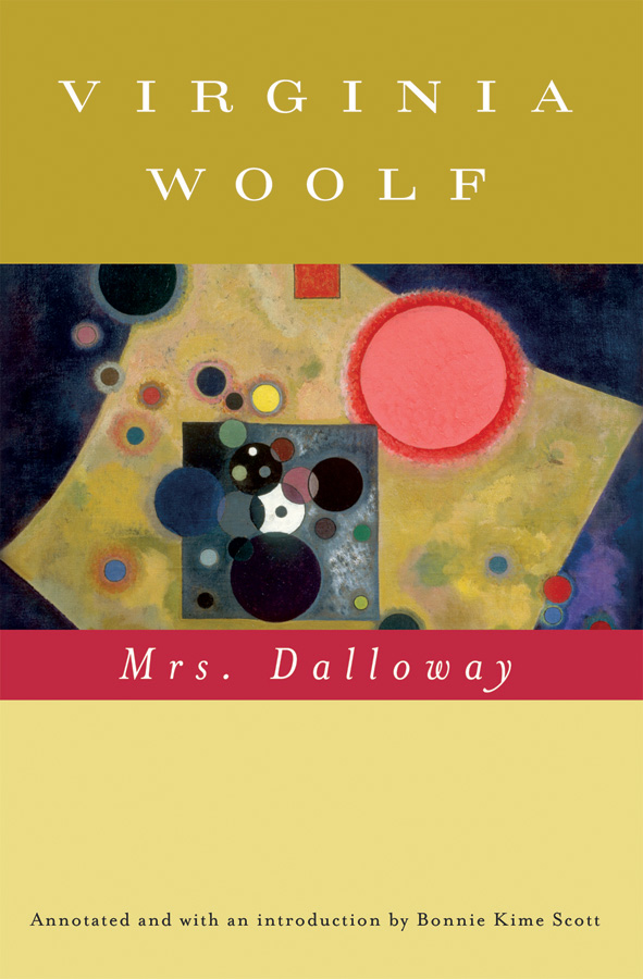 Mrs. Dalloway (Annotated)-9780156030359