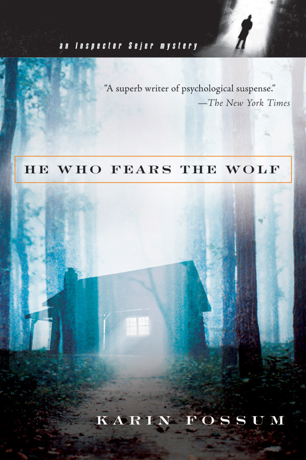 He Who Fears the Wolf-9780156030496