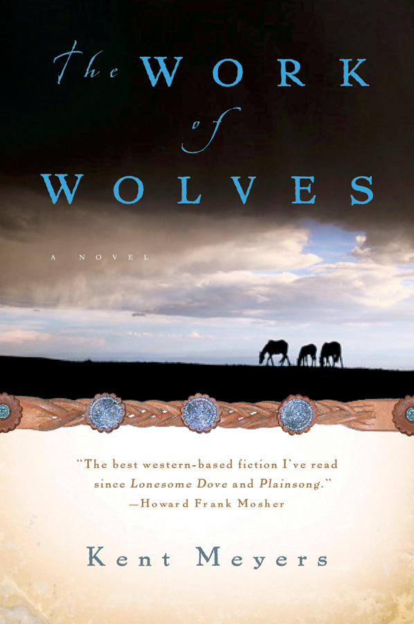 The Work of Wolves-9780156031424