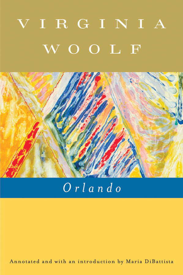Orlando (Annotated)-9780156031516