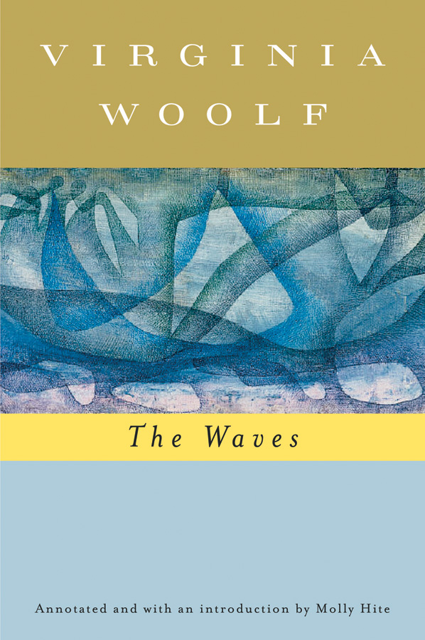 The Waves (Annotated)-9780156031578