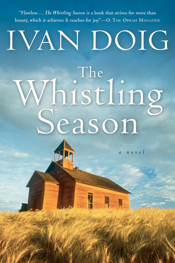 The Whistling Season-9780156031646