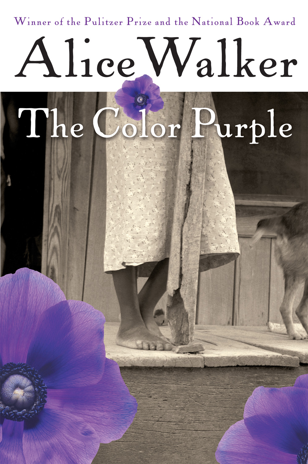 The Color Purple-9780156031820
