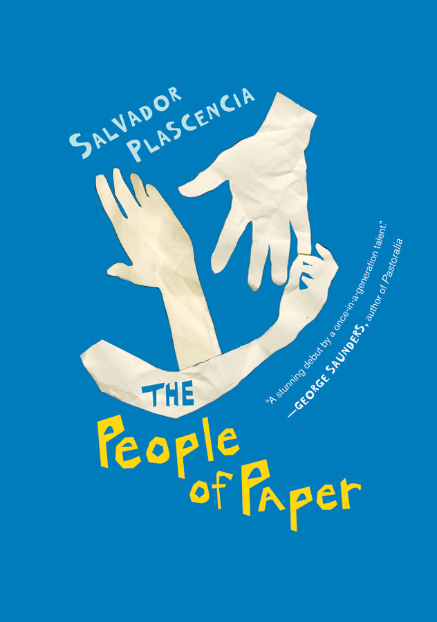 The People of Paper-9780156032117