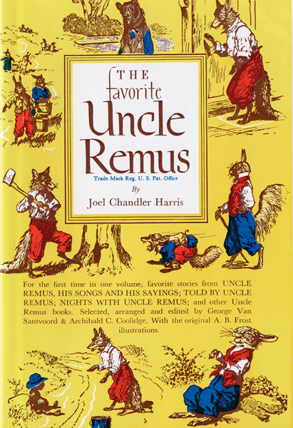 The Favorite Uncle Remus-9780395068007