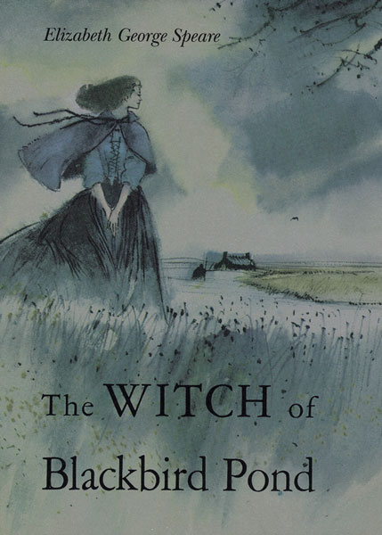 The Witch of Blackbird Pond-9780395071144