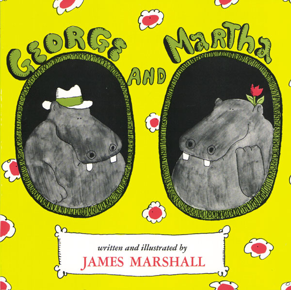 George and Martha-9780395166192