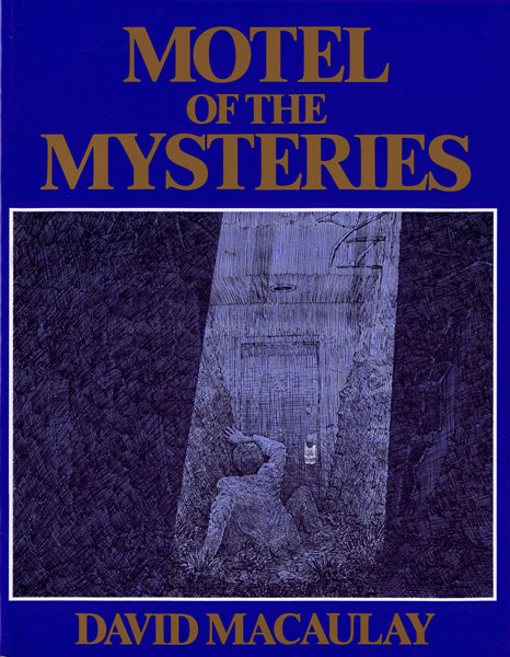 Motel of the Mysteries-9780395284254