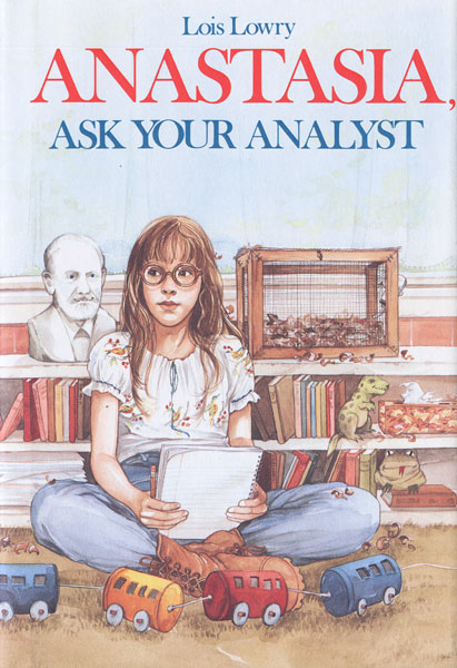 Anastasia, Ask Your Analyst-9780395360118