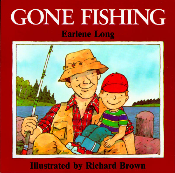 Gone Fishing-9780395442364
