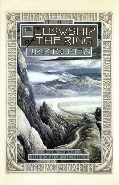 The Fellowship of the Ring-9780395489314