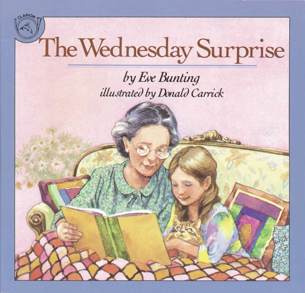 The Wednesday Surprise-9780395547762