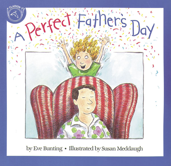 A Perfect Father's Day-9780395664162
