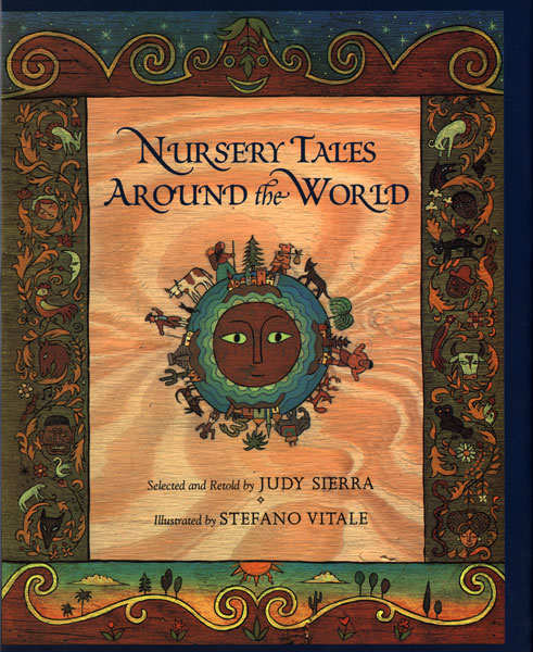 Nursery Tales Around the World-9780395678947