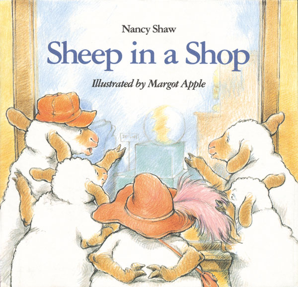 Sheep in a Shop-9780395706725