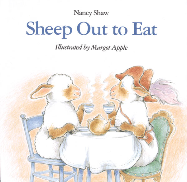Sheep Out to Eat-9780395720271