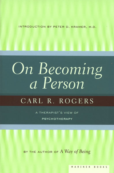 On Becoming a Person-9780395755310