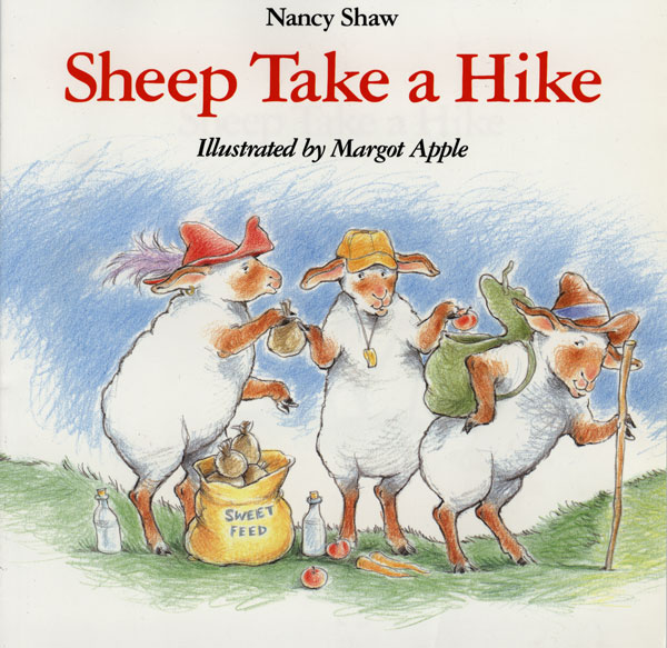 Sheep Take a Hike-9780395816585
