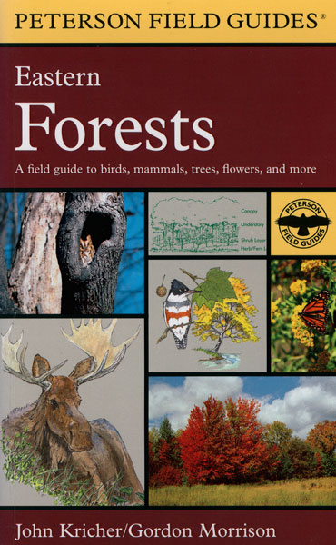 A Peterson Field Guide to Eastern Forests-9780395928950