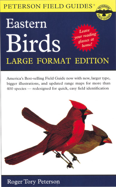 A Peterson Field Guide to the Birds of Eastern and Central North America-9780395963715
