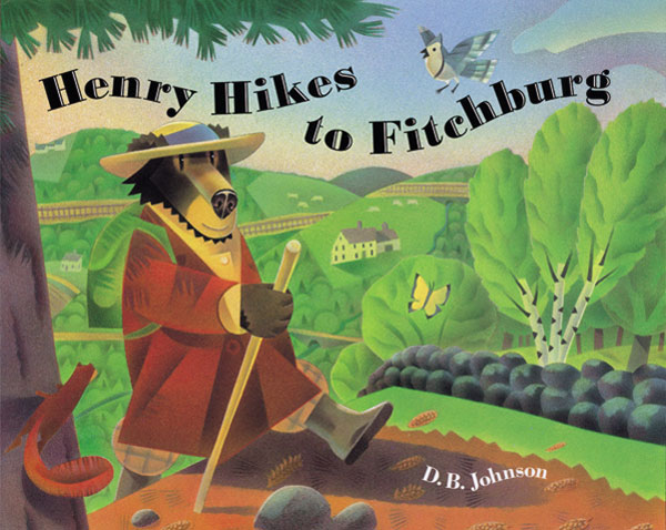 Henry Hikes to Fitchburg-9780395968673
