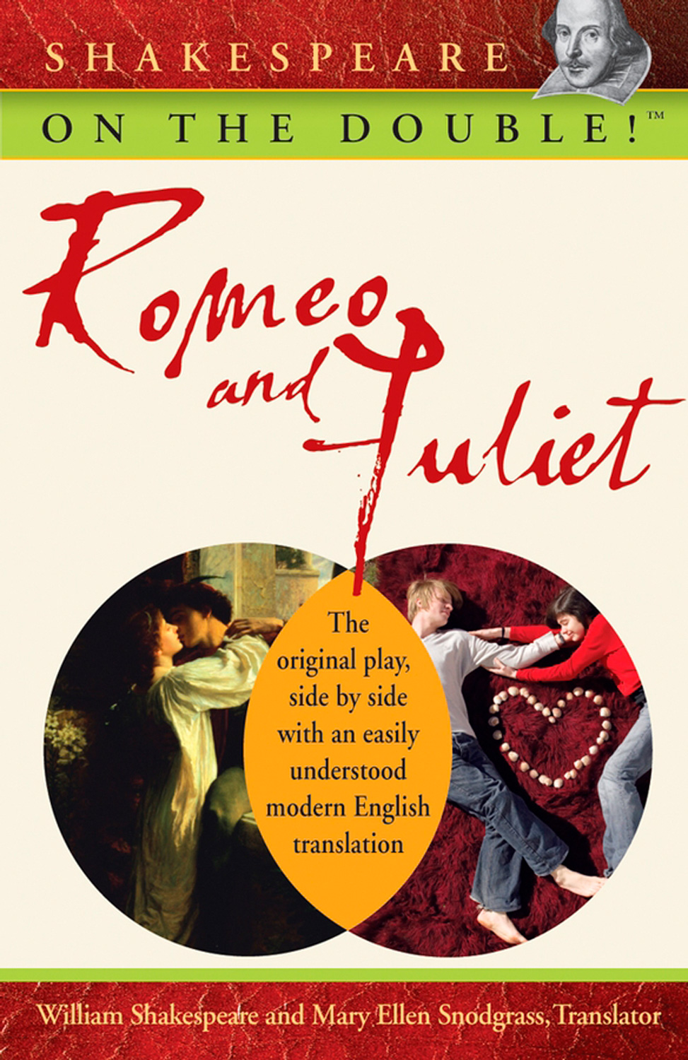 Shakespeare on the Double! Romeo and Juliet-9780470041543