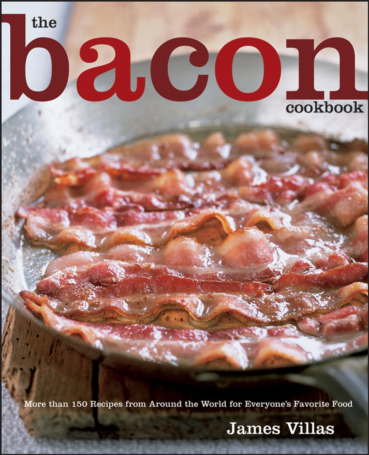 The Bacon Cookbook-9780470042823