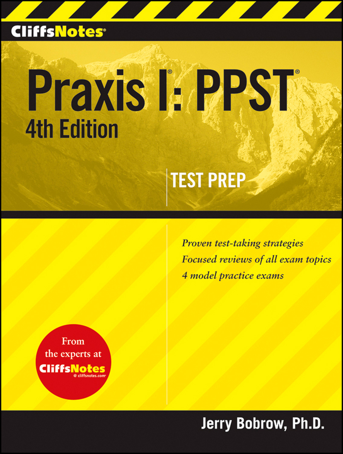 CliffsNotes Praxis I: PPST, 4th Edition-9780470454541