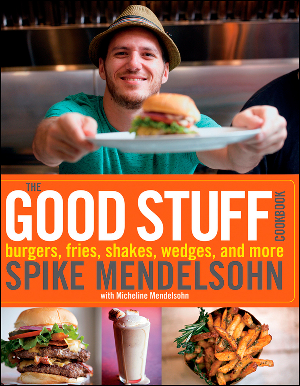 The Good Stuff Cookbook-9780470527924