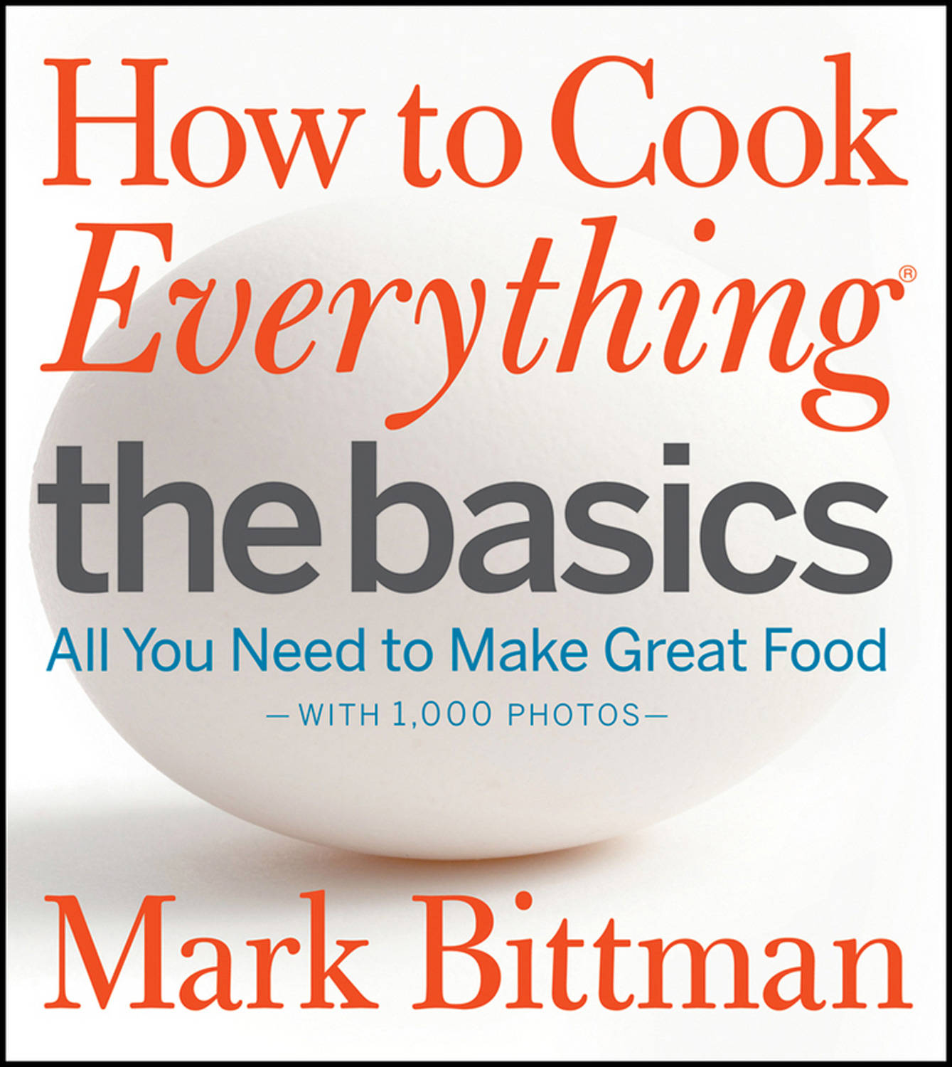 How to Cook Everything The Basics-9780470528068