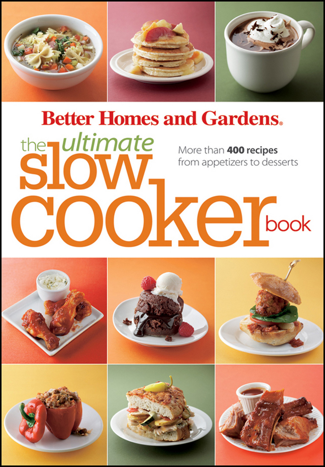 The Ultimate Slow Cooker Book-9780470540329